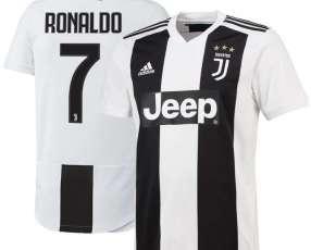 Juventus local Ronaldo 18/19