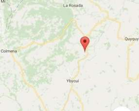 34 hectáreas en Ybycui E2072