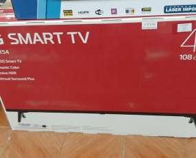 TV LED Smart LG de 43 pulgadas