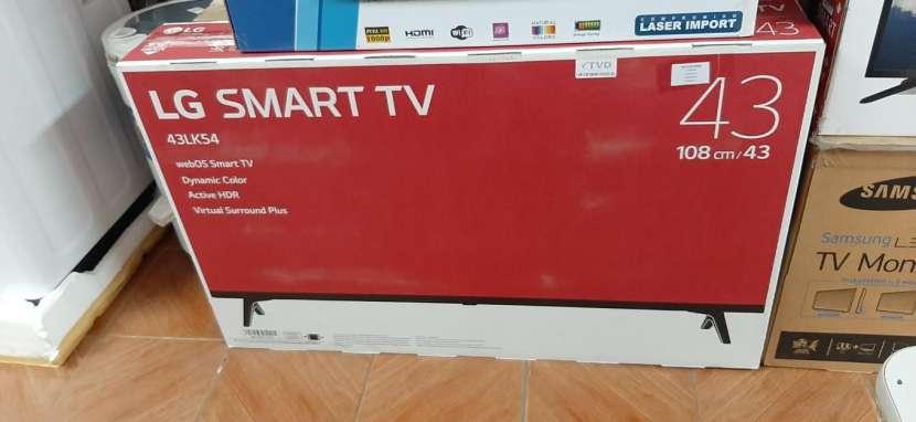 TV LED Smart LG de 43 pulgadas - 0