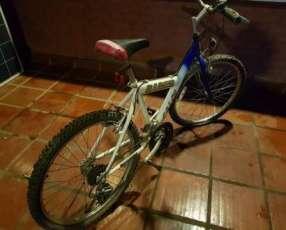 Bicicleta Caloi Rider