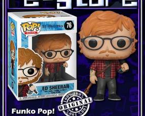 Funko Pop - Ed Sheeran