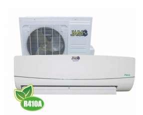 Aire split Jam 12.000 btu frío calor JC-12CHSA + instalación