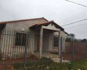 Casa en esquina Capiatá km 20 ruta 1