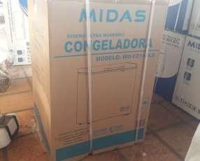 Congelador Midas 140 litros