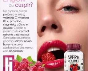 Cápsulas estimulantes unisex con sabor a frutas