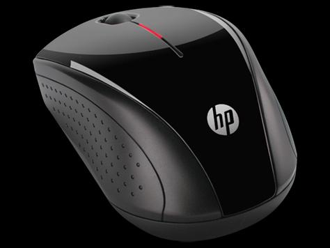Mouse inalámbrico HP X3000 Negro