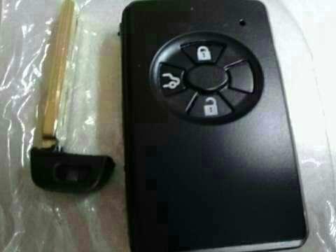 Smart control inteligente para toyota con pulsador