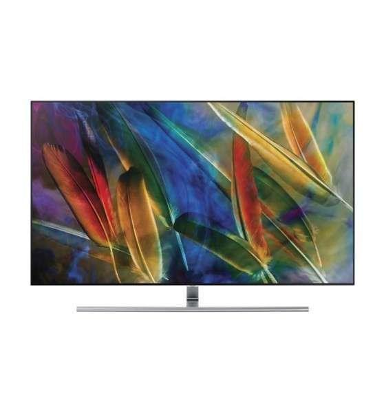 Televisor Samsung 55 pulgadas 4K QLED Smart TV Q7F