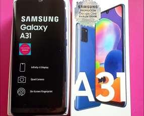 Samsung Galaxy A31 de 128gb nuevos!