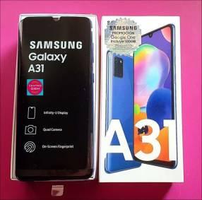 Samsung Galaxy A31 de 128 gb nuevos