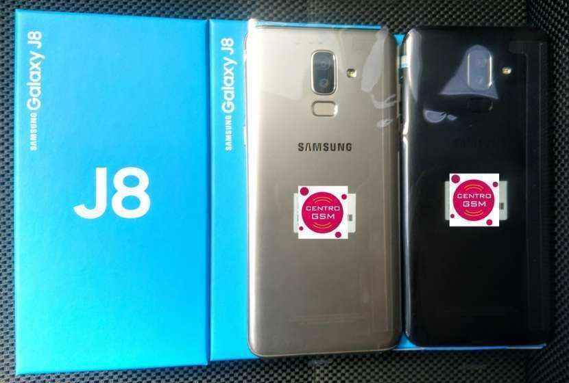 Samsung Galaxy J8 nuevos en caja - 0