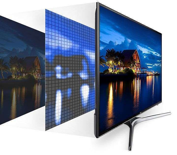 Televisor Smart Samsung 49 pulgadas UHD 4K serie 6 - 4
