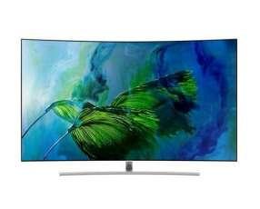 Smart TV Curvo Samsung 65 pulgadas 4K QLED