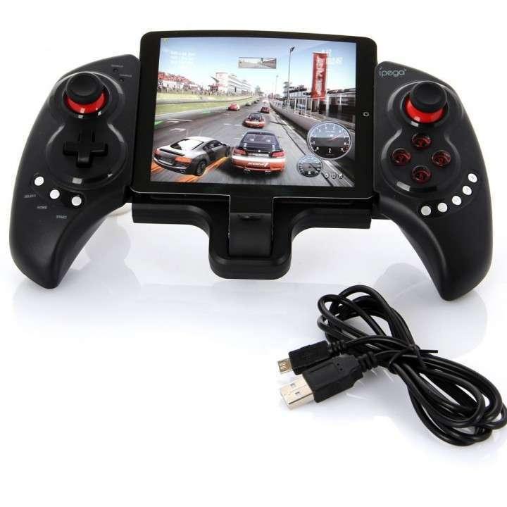 Gamepad iPega 9023 Bluetooth iOS Android PC - 0
