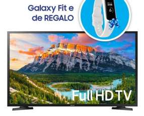 Televisor smart Samsung led 43 pulgadas full HD