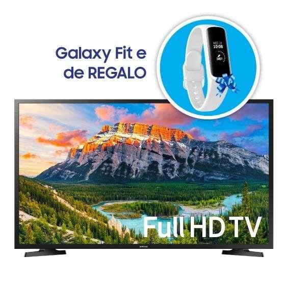 Televisor smart Samsung led 43 pulgadas full HD - 0