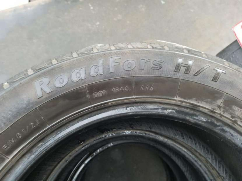 Cratos road fors h/t 225/60 r17 - 1