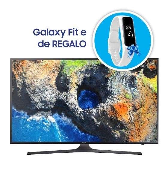 Televisor Smart Samsung 49 pulgadas UHD 4K serie 6 - 0