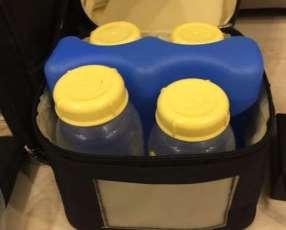 Extractor de leche materna