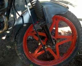 Moto kenton gts 2007 motor 150 cc