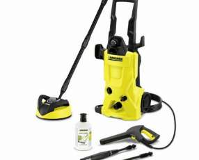 Hidrolavadora Karcher K 4 Home 420L/h 130bar 1800W