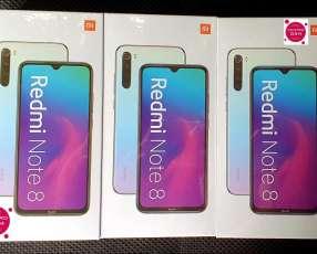Redmi Note 8 de 128 gb nuevos