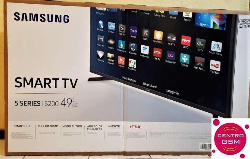 Smart tv Samsung 49 pulgadas nuevas - 0