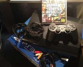 PS3 super Slim 500GB +2 video juegos gratis