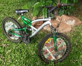 Bicicleta Milano Explorer