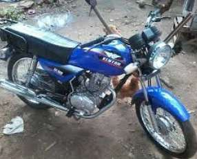 Moto kenton azul 150 cc