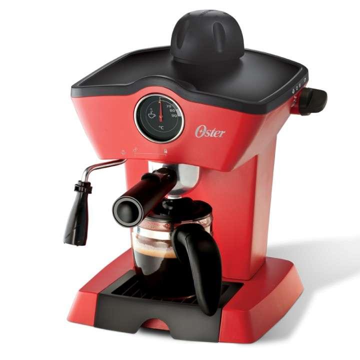 Cafetera para Espresso y Cappuccino Oster