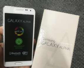Samsung Galaxy Alpha de 32 gb