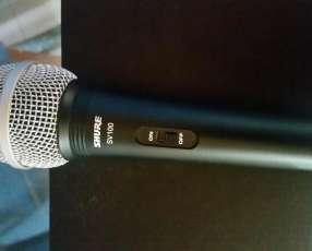 Micrófono 3.7