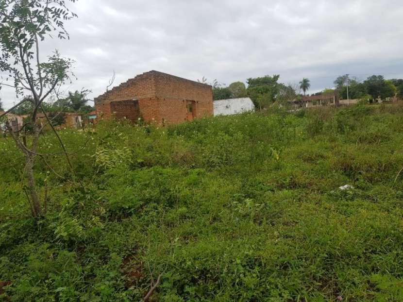 Terreno con construcción en Itauguá