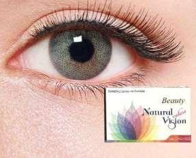 Lentes de contacto Natural Vision Colors Beauty