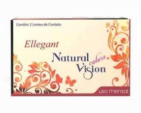 Lentes de contacto Natural Vision Colors Ellegant mensual