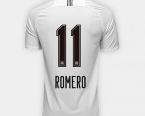 Corinthians Local Romero 18/19