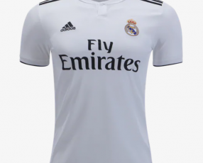 Real Madrid Local 18/19