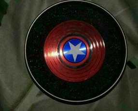 Spinner de capitán américa original