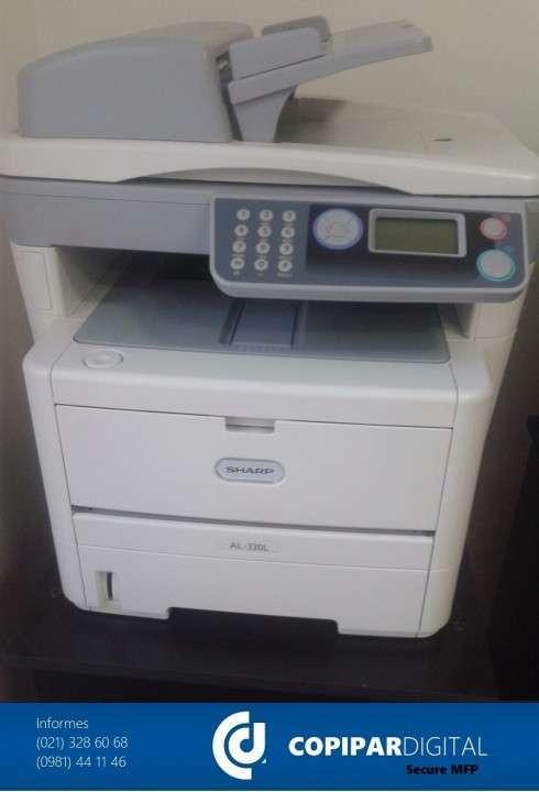 Fotocopiadoras multifuncionales Sharp AL 330L - 0