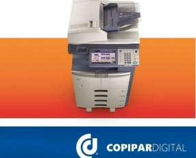 Fotocopiadoras Toshiba comerciales y profesionales