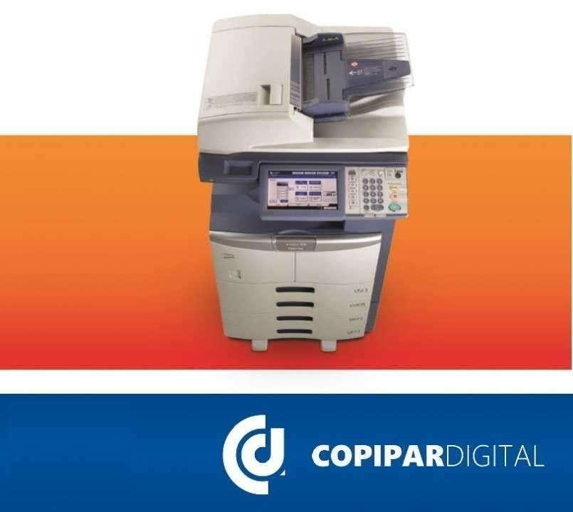 Fotocopiadoras Toshiba comerciales y profesionales - 0