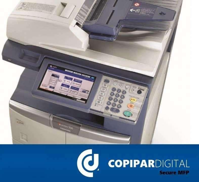 Fotocopiadoras Toshiba comerciales y profesionales - 1