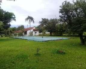 Balneario en Itá E2081