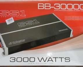 Amplificador BBUSTER BB-3000 GL 3000W