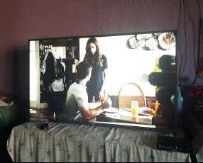 Televisor Smart tv AOC de 50 pulgadas