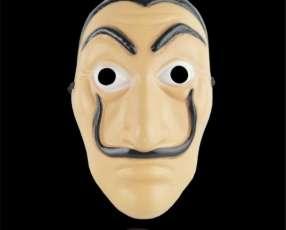 Mascaras de la casa de Papel