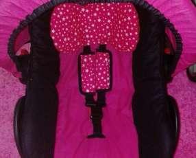 Baby seat para niña