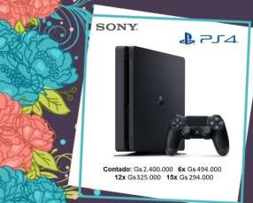 PlayStation 4 nuevo